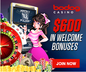 Bodog Casino - Play Now!