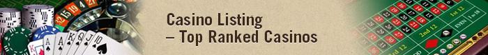Casino Listing
